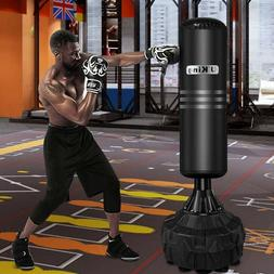 170CM Freestanding Punching Bag Heavy Boxing Bag for Adult Y