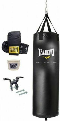 Everlast 70 Lbs Heavy Boxing Punching Bag