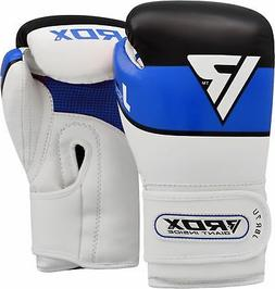 RDX Boxing Gloves For Kids Training Junior Mitts 6oz Punchin