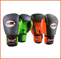 Boxing Gloves Sparring Punch Bag Training Leather Profession