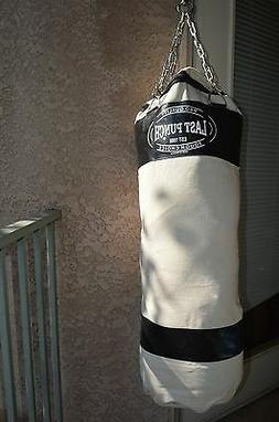 Boxing, Kickboxing canvas  Punching bag