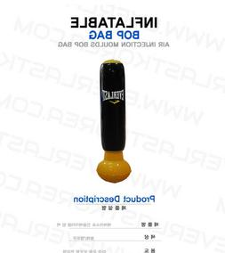 Boxing Punching Bag Inflatable Kids Bop Air-Injection Mould