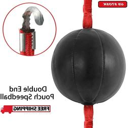 Boxing Speed Ball Double End Boxing Punching Bag Training Fi