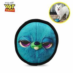 Hyper Pet Disney Toy Story 4 Ducky and Bunny Dog Frisbee wit