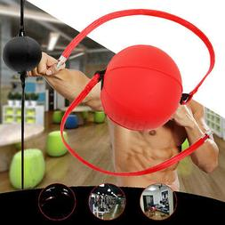 Double End Bag Punching Hanging Hook Speed Ball Training Fig