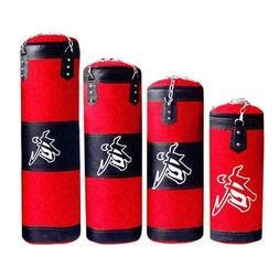 Fitness Training Boxing Punching Bag& Blank Hanger Weight He