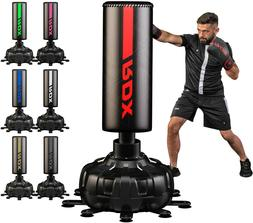 RDX Free Standing Boxing 6FT Punching Bag Filled Heavy Duty