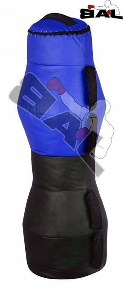 grappling dummy with handles, mma floor punching bag , gound