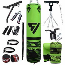 RDX Hand Crafted Double Layer 5 Feet Heavy Punching Bag Boxi