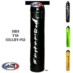 hb5 4ft syntek heavy bag kick punching