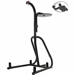 Heavy Duty Boxing Punching Bag Stand With Four Weight Gain C