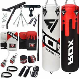 RDX Heavy Duty Punching Bag Boxing Punch Fight Practice Stan