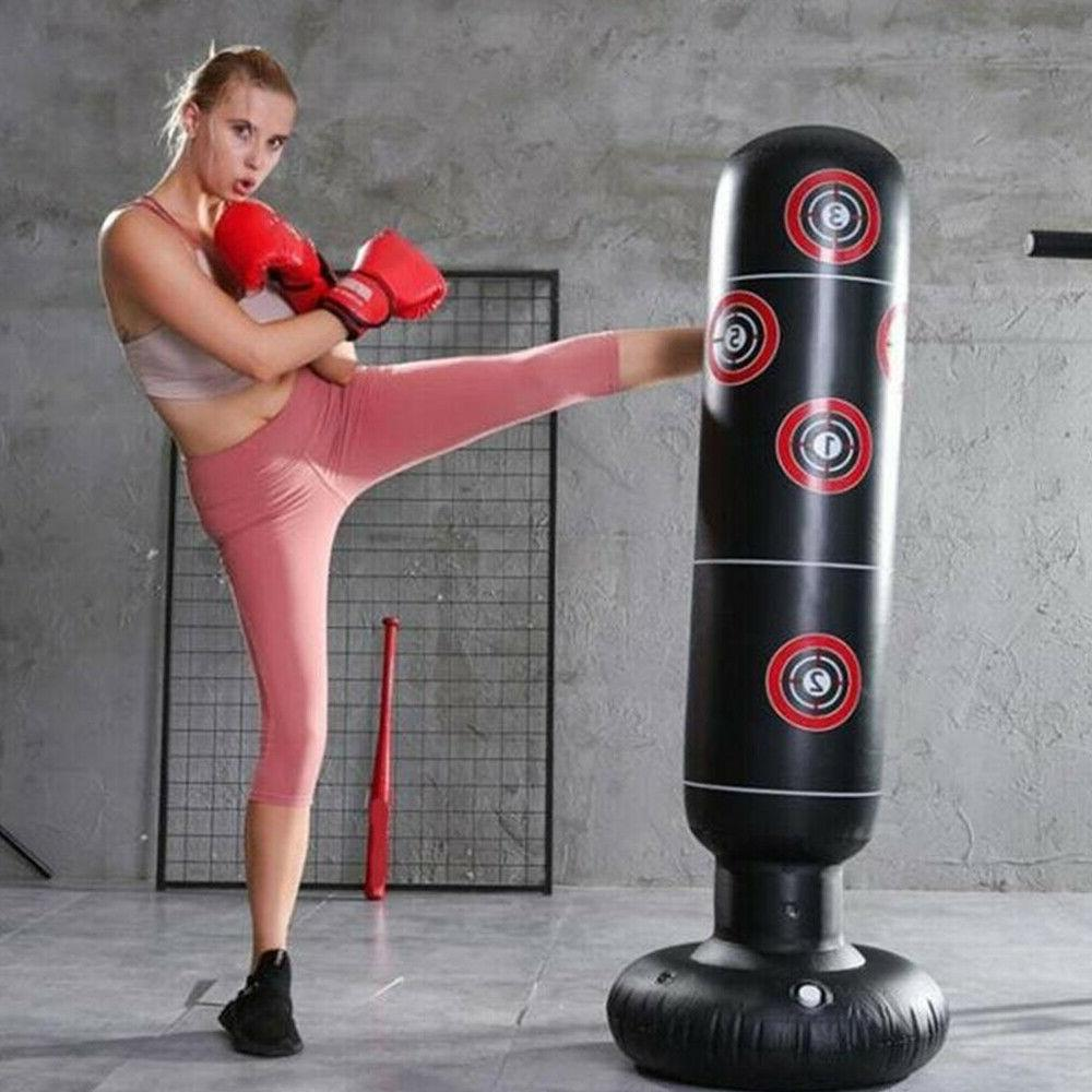 NEW Standing Bag MMA Fitness