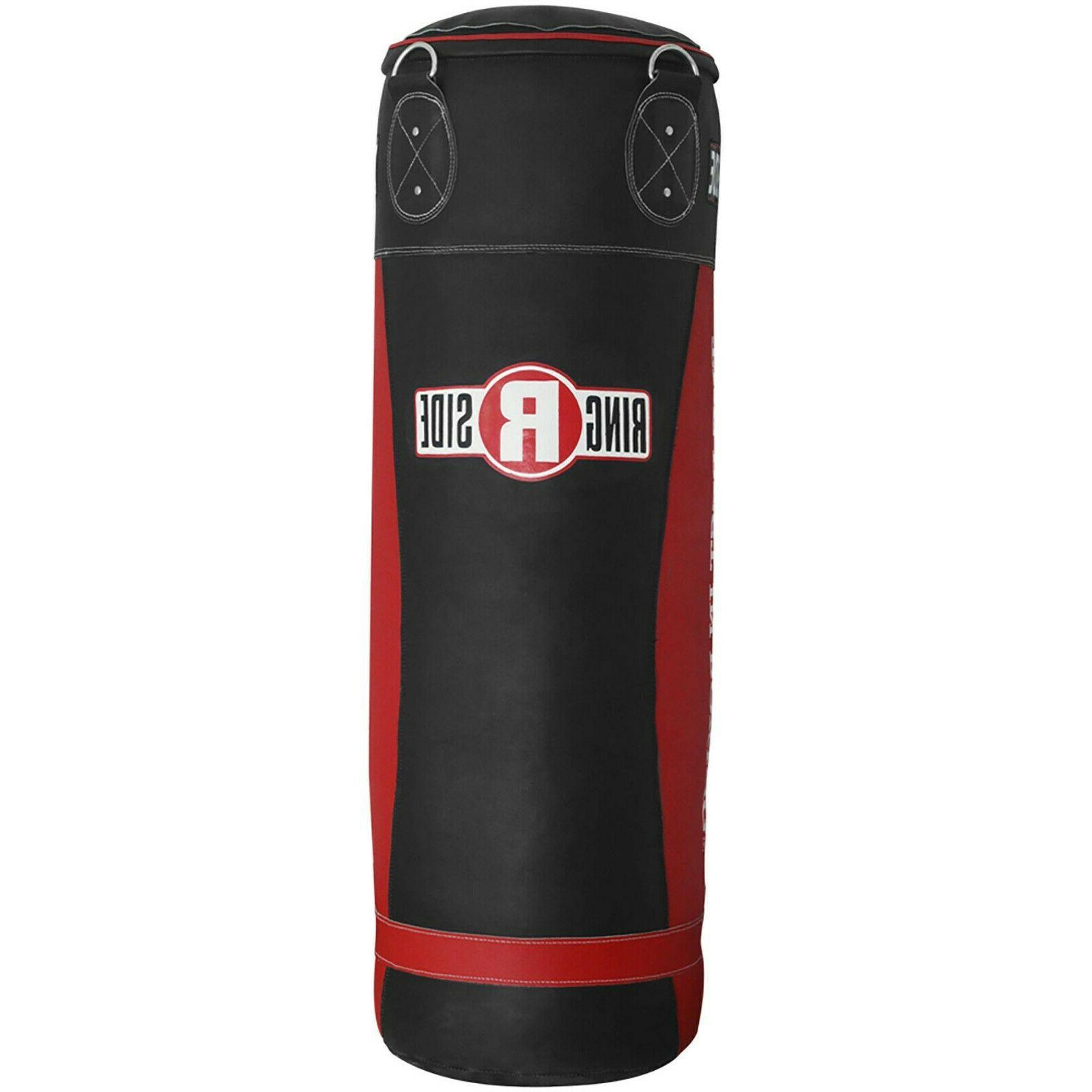 150 pound boxing heavy bag leather exercise