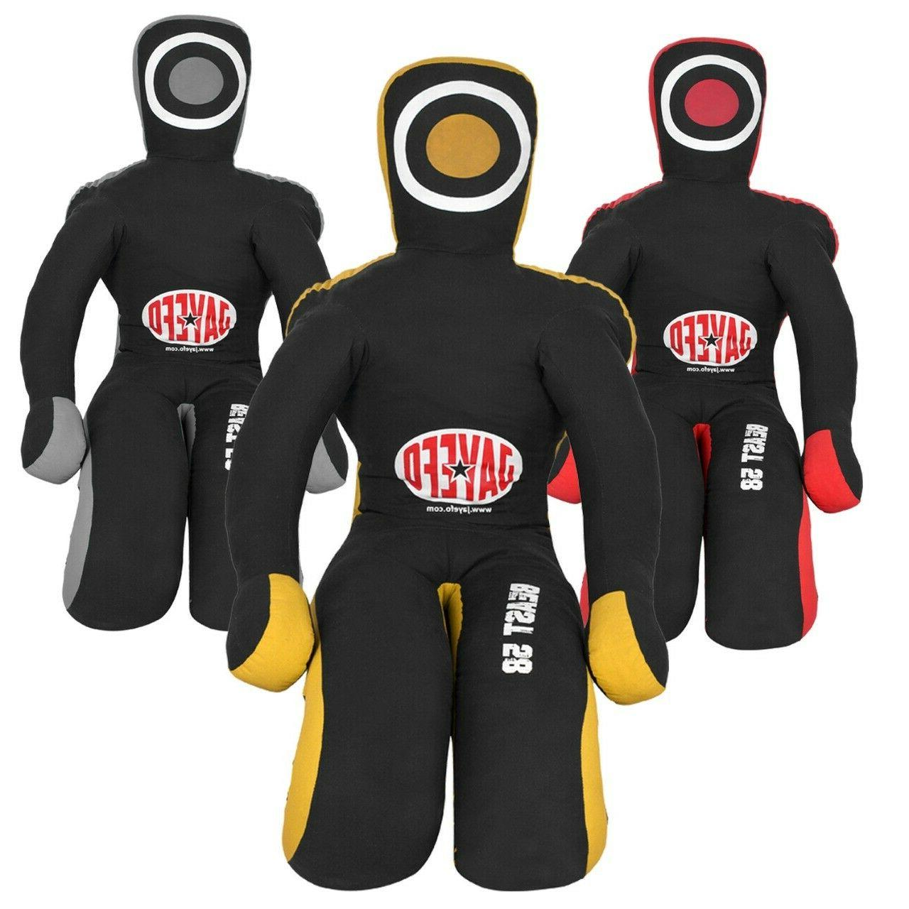 JAYEFO BJJ GRAPPLING SUBMISSION PUNCHING BAG