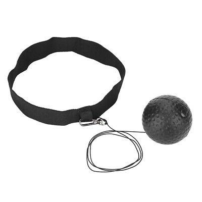 Boxing Reflex With Head Band