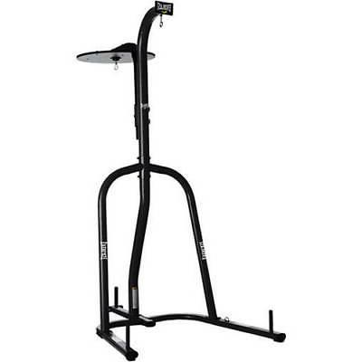 2 station heavy bag stand