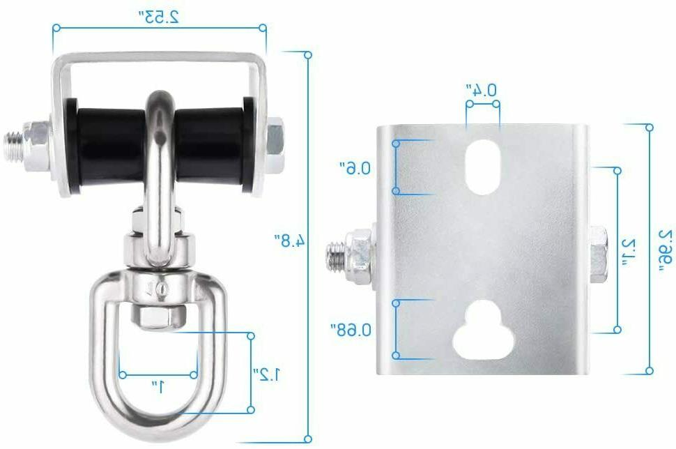 Eapele Bag Hangers Brackets