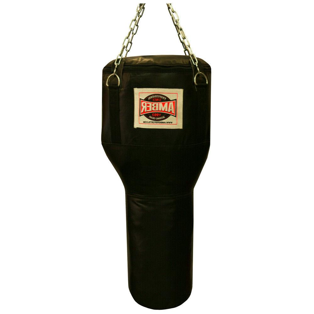Amber Fight Gear Funnell Shaped Heavybag UNFILLED