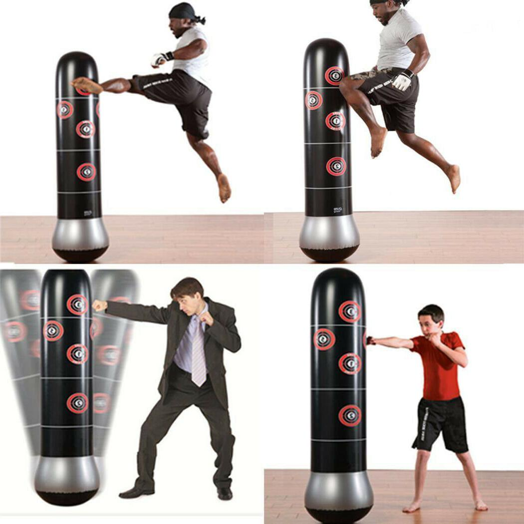 Inflatable Boxing Training Bag