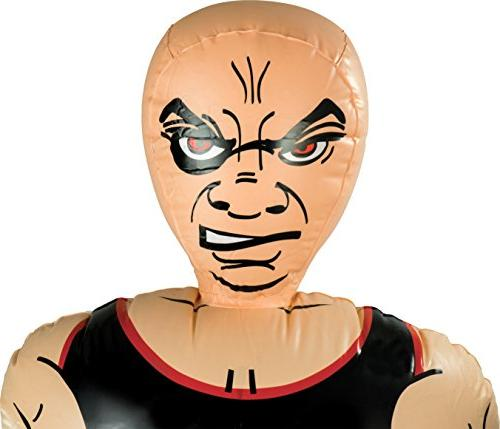 "Pure Boxing Inflatable ""Tough Guy"" with Base, Ages"