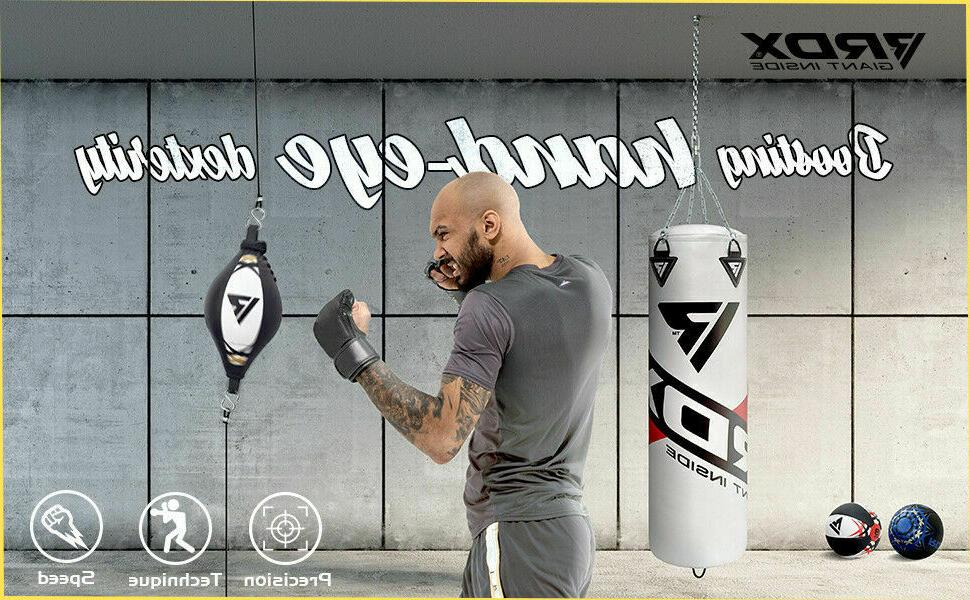 RDX Speed Ball Boxing MMA Punching Floor to Ceiling