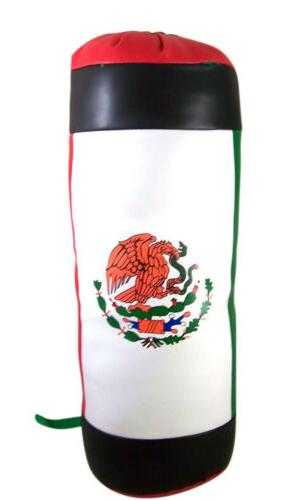 Mexican Flag Size Lightweight Boxing and Gloves , 23 Inch