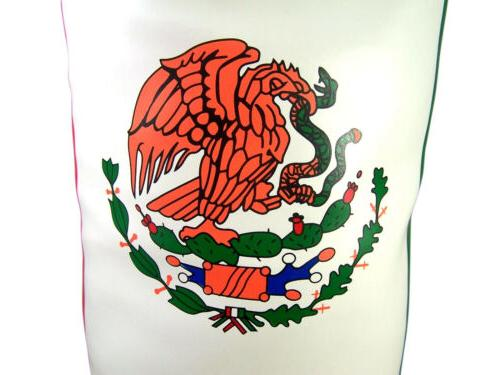 Mexican Flag Design Size Lightweight Boxing Inch