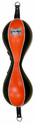 Mexican-Style Punching Bag, Double-End Twin Rubber Bladders,