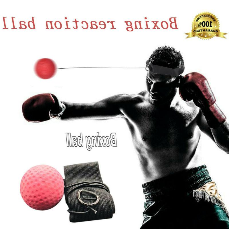 New Cheap Boxing Reaction Ball, Strike Speed, Hand-eye Coordination Training