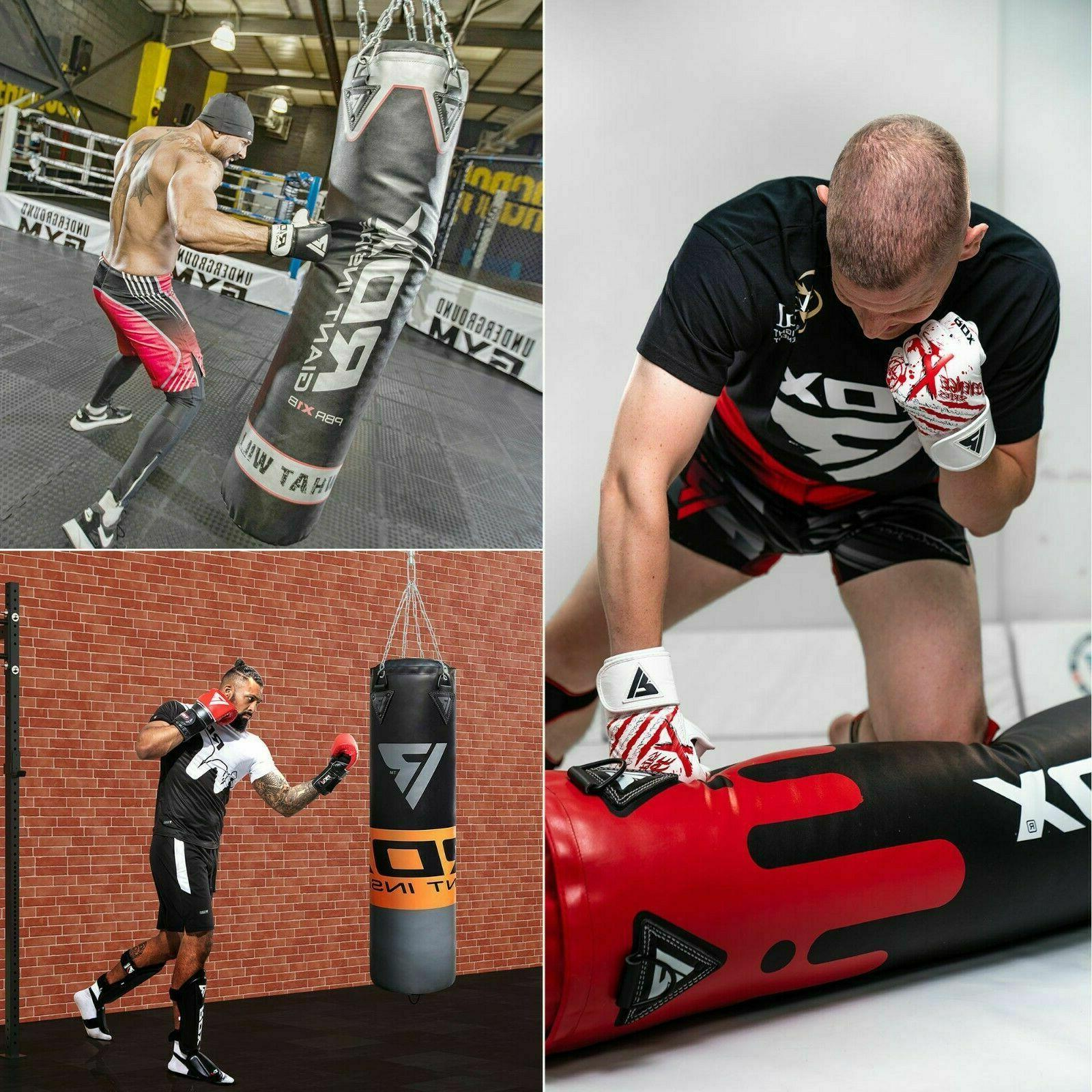 RDX Punching Boxing Punch Unfilled MMA Heavy