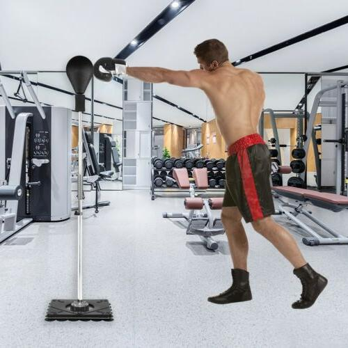 Bag Punching Ball with Speed Bag
