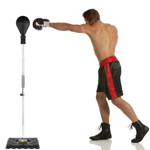 Punching Bag Bag Freestanding Punching with Stand Speed