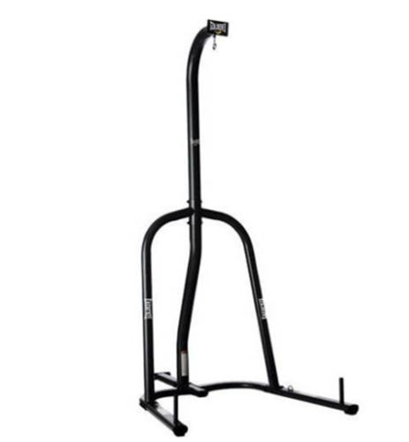 single station heavy bag stand
