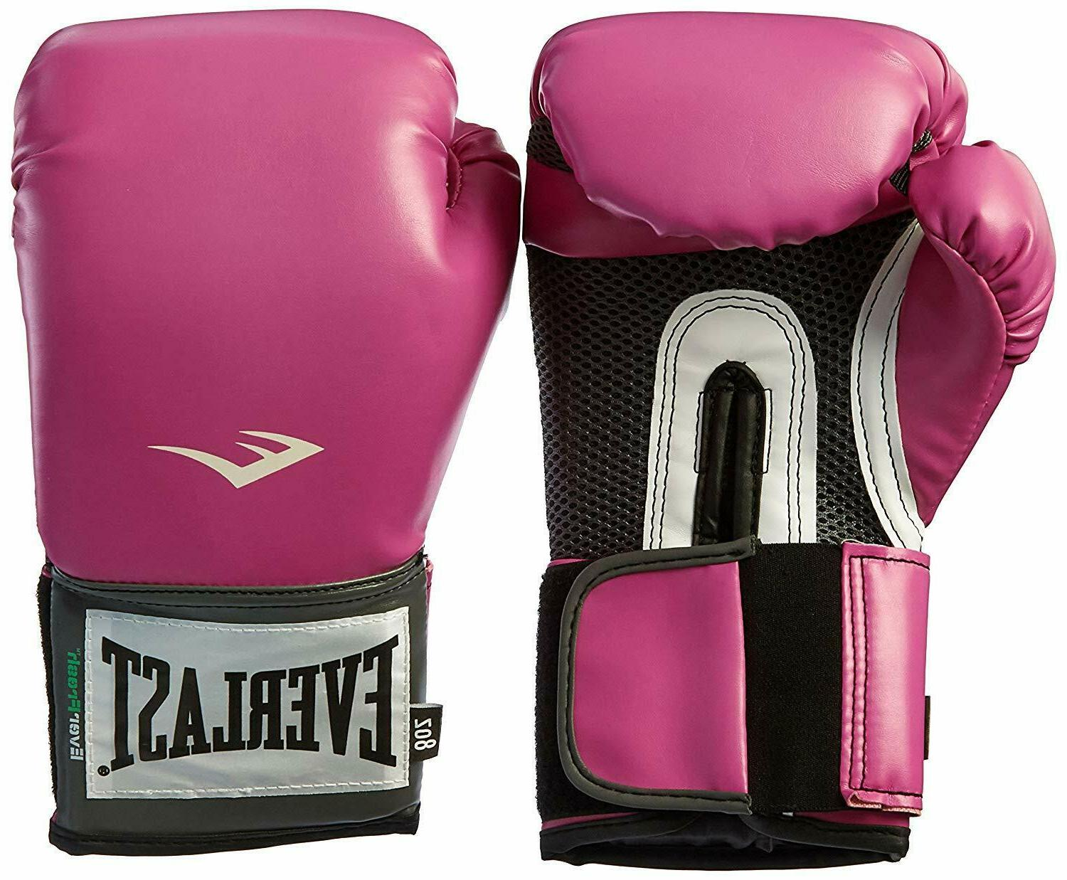 Women Boxing Workout Sparring Punch
