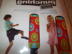 New/Sealed Kids Inflatable Punching Bop Bag Sports Boxing To