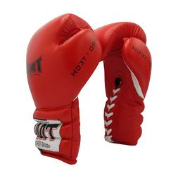 TMA Original Cow Hide Leather Boxing Gloves Fight Punching B