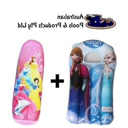 Princess Inflatable Toys Stand Up Punching Bag + Frozen Swim