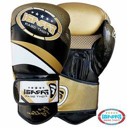 Farabi Pro Fighter Boxing Gloves Sparring Gym Bag Punching F