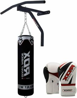 RDX Punching Bag Unfilled Heavy Boxing