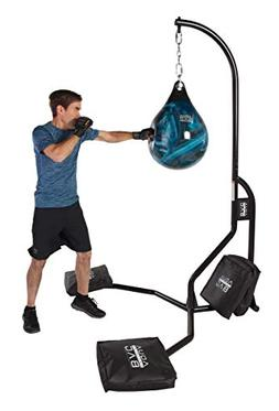 Aqua Punching Bag Stand Holds up to 200 Pound Heavy Bags