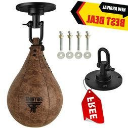 speed ball boxing leather mma muay thai