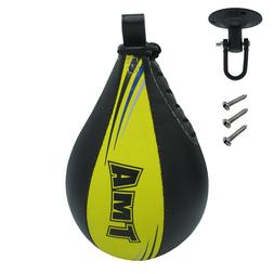 TMA Speed Ball Training Punching Speed Bag Boxing MMA Pear P