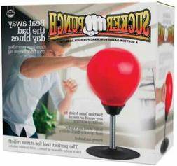 Sucker Punch - Punch Ball For Your Desk - Office Toy Game