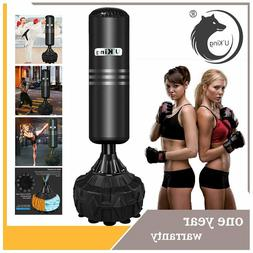Super Heavy 5.5FT Punching Suction Cup Base Heavy Boxing Bag