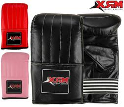 Unisex Boxing Gloves Adult Punching Bag Mitts MMA Muay Thai