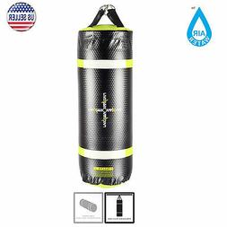 MaxxMMA Water/Air 3 ft. Boxing Punching Bag MMA Dummy Ground