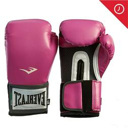 Women Boxing Gloves Training Workout Ladies Sparring Boxer P