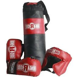 Ringside Kids Boxing Gift Set , Black